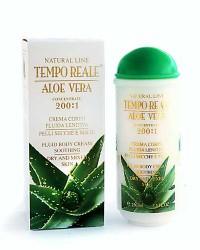 Crema corpo fluida lenitiva pelli secche e miste